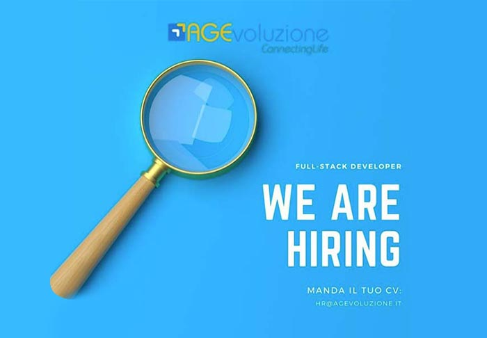 You are currently viewing We are Hiring