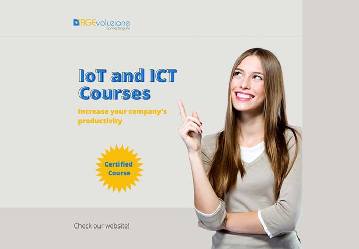 You are currently viewing Corsi IoT & ICT