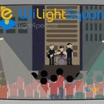 Wilightsquare, the Smart Public Square with the Easylux lighting system