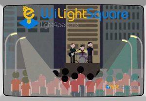 Read more about the article WiLightSquare, la Piazza Pubblica Intelligente con il sistema di luci Easylux