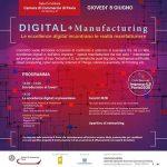 DIGITAL + Manufacturing: Le eccellenze digital incontrano le realtà manifatturiere