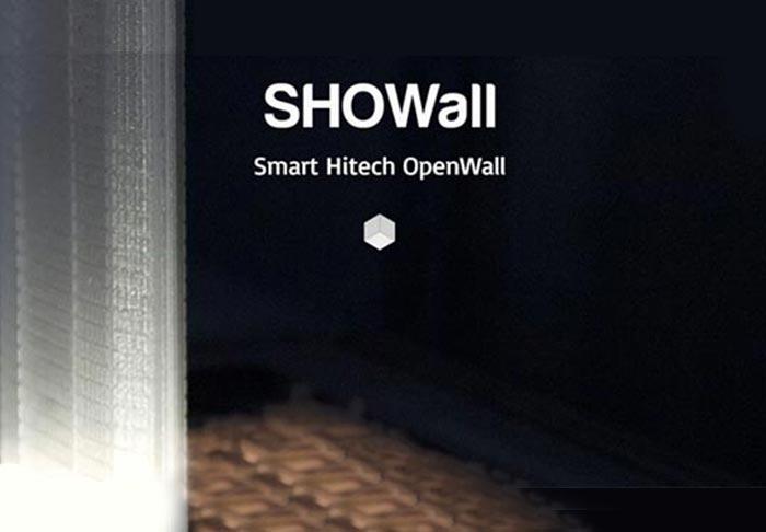You are currently viewing SHOWall: la parete interattiva si mette in mostra